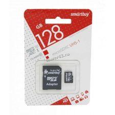 Память microSDXC 128Gb class10 UHS-I U1 Retail Купить