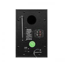 Колонки GINZZU GM-405, 40W=20W+2x10W /блютуз /USB/SD /FM-радио /пульт ДУ Цена