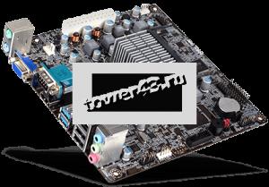 Мат.плата EliteGroup BSWI-D2-J3060 Celeron-2.48ГГц /DDR3 1xSO-DIMM /D-SUB/HDMI /2xSATA3 /GLan mITX Купить