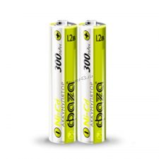 Аккумуляторы LR3/AAA ФAZA 300mAh - 2 шт Купить