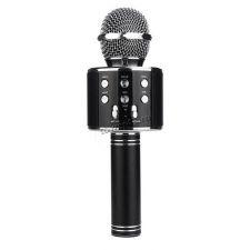 Мобильная колонка-микрофон WS-858/C-335 Bluetooth /USB /micro SD /караоке (черная) Купить
