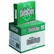 Бумага офисная SvetoCopy (Светогорск) A4 80 г/кв.м A4 белая 500стр. Купить