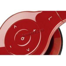 Наушники+микрофон полноразмерные Bluetooth Defender FreeMotion B703, красные, до 10м Цена