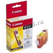 Чернильница BCI-6Y (Yellow) для Canon S-400, i560, pixma4000 /5000 /6000 /MP750 /MP780 оригинальная Купить