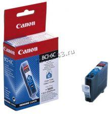Чернильница BCI-6С (Cyan) для Canon S-400, i560, pixma4000 /5000 /6000 /MP750 /MP780 оригинальная Купить