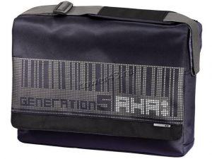 "Сумка для ноутбука 15.6"" Aha Messenger H-101436 темно-синяя 38.5x28х4cm Купить"