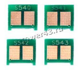 Чип для картриджа HP Laser Jet Color 1215/1515/1518/1312 CB541A cyan 1400стр. Купить
