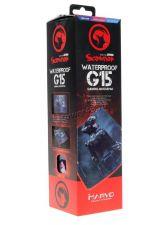 Коврик для мыши MARVO G15 матерчатый, на резиновой основе, 35,5*25,4см, синтетика, прошитые края Цена