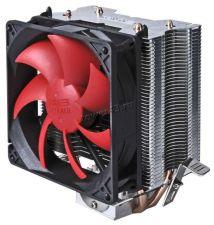 Вентилятор PCCooler S93 V2 FM2/1150 /1151 /AM3 /AM4  2мед.трубки, 3pin 2200prm 22dB, TDP 102W, 90мм Купить