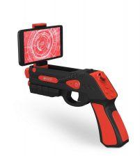 Пистолет виртуальной реальности HIPER VR ARGUN501, черный/красный, блютуз 4.0 Купить