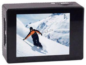 Экшн-видеокамера DIGMA DiCam 380 4K 3840х2160 30кадров/сек, 160°, HDMI, USB, крепежи, бокс Цены