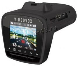 """Автомобильный видеорегистратор VIDEOVOX CMB-100 2.4""""+радар-детектор +GPS, 1920х1080х30к/с, подсказки Цена"""