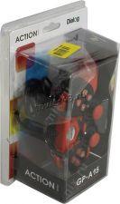 Геймпад Dialog Action GP-A15, вибрация, 12 кнопок, черно-красный, прорезиненная часть Цена