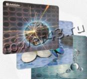 Коврик для мыши Defender MAGO 3D (ассорти-5 видов) 3D эффект, 210x200x3 мм Купить