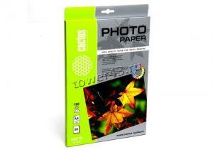 Бумага Фотобумага CACTUS Photo Paper (190гр, 50л., A4, матовая) Купить