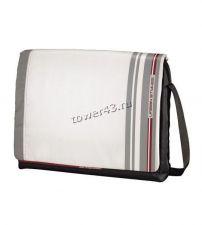 """Сумка для ноутбука 15.6"""" Aha Urban Styles Messenger H-101391 white 38х26х4cm Купить"""