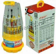 Отвертки для ремонта мелкой техники (набор 22-33 предмета) Купить
