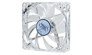 Вентилятор 120х120 прозрачный с подсветкой (синяя или полноцветная) 20dBa, 1500rpm, Molex, RTL Цены