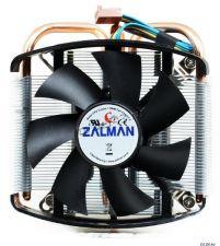 Вентилятор ZALMAN CNPS 8000T PLUS S775 92мм, 3 тепловые трубки, 2 Ball-Bearing подшипник, AlCu Купить