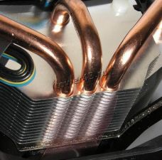 Вентилятор ZALMAN CNPS 8000T PLUS S775 92мм, 3 тепловые трубки, 2 Ball-Bearing подшипник, AlCu Цена