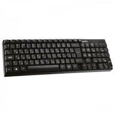 Клавиатура Perfeo (PF-8801) DOMINO стандартная USB проводная (черная) Купить