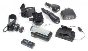Экшн-видеокамера Midland XTC-200 1280х720х30к/с HD, 140гр, microSD, АКБ 900mAh - до 3ч Купить