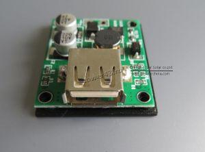 Регулятор напряжения для PowerBank с USB выходом, вход 6V-20V, выход 5V 2A, с корпусом Вятские Поляны