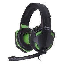 Наушники+микрофон Ritmix RH-560M с регулятором громкости, шнур 2м Купить