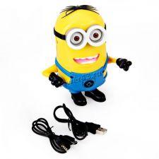 Мобильная колонка-плеер Крошка Дэйв USB /Micro SD +FM (модели  ) Цена