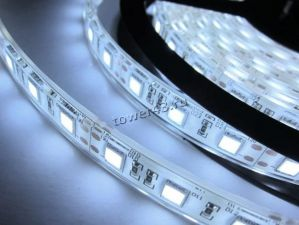 Светодиодная лента 2м (120хLED3528) белый свет, питание от USB Цена