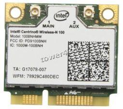 Сетевой WiFi адптер для ноутбука IntelCentrino Wireless-N100 miniPCI (100BNHMW) Купить