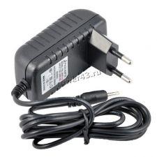 Сетевое зарядное устройство для планшетного компьютера 220В -> 5В, 2А, штекер 2,5мм Купить