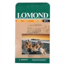 Бумага Фотобумага Lomond Matte Paper (230гр, 100л., 10x15, матовая) Купить