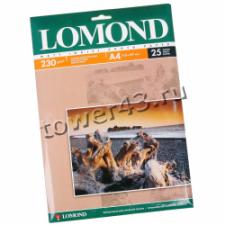 Бумага Фотобумага Lomond Photo Quality Paper (230гр, 25л., одност., A4, матовая) Купить