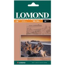 Бумага Фотобумага Lomond Photo Quality Paper (230гр, 50л., одност., 10x15, матовая) Купить