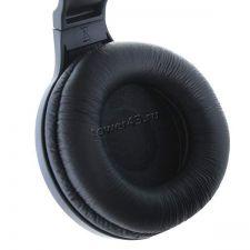 Наушники Panasonic RP-HT161E-K шнур 2м, динамики 30мм, extra bass system Цена