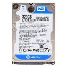 "Жесткий диск 320Gb WD 2.5"" 8Mb 5400prm SATA2/SATA3 Купить"