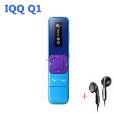 "Флэш-плейер IQQ Q1, 8Гб, 1"" экран, АКБ 500mAh, APE, FLAC +наушники (цвет в ассортименте) oem Купить"