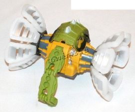 Игрушка Робот PicoShocker 15см (бьет хвостом, светит глазами, не светятся 2 светодиода Цена