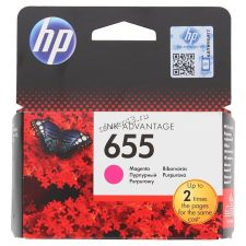 Картридж № 655 CZ111AE для HP3525, красный Купить