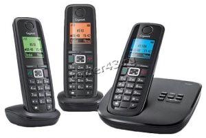 Телефон DECT Gigaset A510 IP  (IP телефон) беспроводной (Германия) Цены