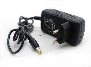 Сетевое зарядное устройство 220В -> 12В 2A штекер 5.5x2.1-2.5мм, индикатор Цена