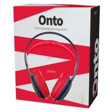 Наушники Perfeo ONTO накладные, цвет в ассортименте Цены