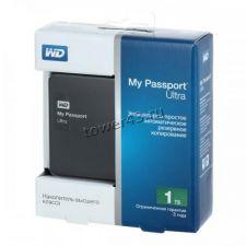 """Внешний накопитель 1Tb WD 2.5"""" Elements Portable, USB3.0 (совместим с 2.0) Купить"""