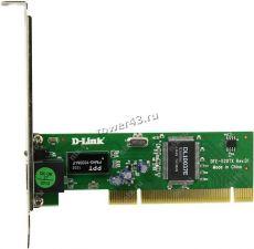 Сетевая карта D-Link DFE-520TX 10/100Mb PCI oem Цена