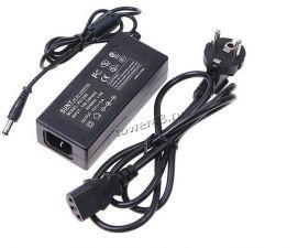 Сетевое зарядное устройство 220В -> 12В 5A (60W) выход 5.5х2.5мм Купить
