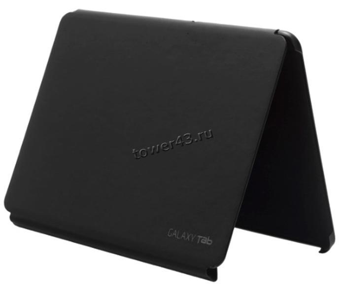 Чехол для планшета 8.9'' Samsung P7300 КНИЖКА (черный) кожа