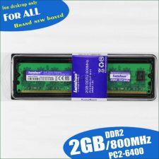 Память DDR2-800MHz 2Gb PC2-6400 Lanshuo (восстановленная) Retail Купить