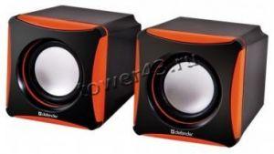 Колонки Defender SPK 480 4W USB черно-красные Купить