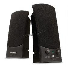Колонки Perfeo UNO USB (черные) PF-210 Купить
